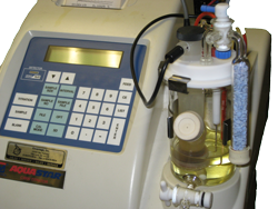 Refurbish Aquastar Titrator