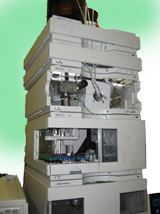 Agilent HP 1100 HPLC